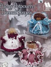 Pudgy Potpourri Thread Angels Annie's Crochet PATTERN - 30 Days To Shop & Pay!