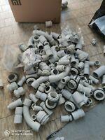 Stock 60 Pezzi Gewiss Raccordo e pressacavo tubo scatola varie diametro L6