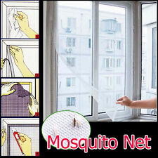 LARGE 1.5M*1.3M INSECT WINDOW SCREEN +  CLEAR TAPE