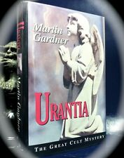 MARTIN GARDNER: URANTIA - THE GREAT CULT MYSTERY ~ 1995 1st HC w/ D/J ~ OCCULT