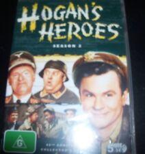 Hogans's / Hogans Heroes The Second Season 2 (Australia Region 4) DVD – New
