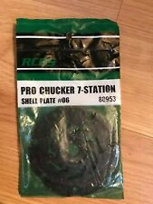 Rcbs Pro Chucker 7-Station Shell Plate #6 88953