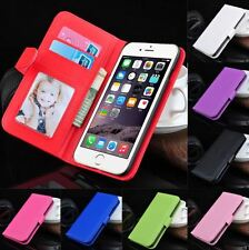 Apple IPhone 6 Case / Wallet Case / High quality / Leather / 8 colours available