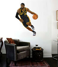 Lebron James Indoor/Outdoor wall decal Large 24 inch Contour cut Witness