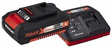 Einhell Power-x-change Battery and Charger Starter Kit With 1 X 2 a Li-ion 18v