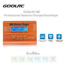 GoolRC B6 Balance Charger/Discharger for LiPo Lilon NiCd NiMh Pb RC Battery O3W1