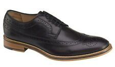 Men's Johnston & Murphy Conard Wingtips Oxfords, 20-2231 Multi Sizes Black Calfs