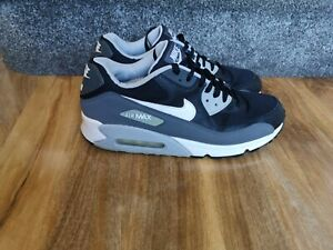 Nike Air Max 90 Essential mens leather trainers, size 12 UK GREAT 537384-032