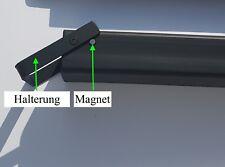 Gabelverlängerung 220 cm / 2,20 m lang für Gabelstapler mit Magnethalterung.