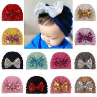 SALE Girls RJM Blue Pink GL096 Purple Winter Beanie Hat