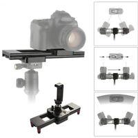 Portable Mini Camera Track Rail Slider Video Camcorder Stabilization DSLR Camera