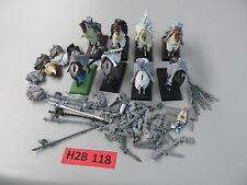 Warhammer Fantasy AoS 8 High Elves Silver Helms d