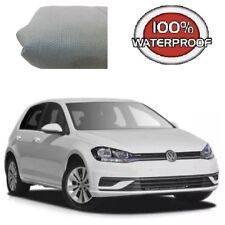 Car Cover Suits VW Golf Hatchback to 4.57m Prestige 100% Waterproof Non Scratch