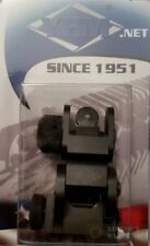 NEW Yankee Hill Flip REAR Sight w/ Rear Peep Aperture YHM-9680 *FAST SHIP*!!