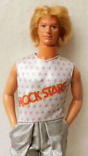 Vintage Barbie * ROCKSTARS KEN * 80er Jahre * Superstar Ära