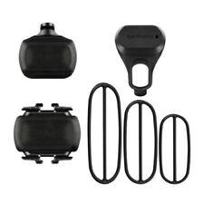 Ciclocomputadores y GPS negros de sensor de cadencia para bicicletas