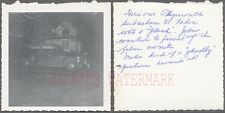 Vintage Car Photo Ghostly 1951 Plymouth Suburban Wagon Notes 688809