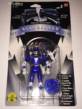MIGHTY MORPHIN POWER RANGERS | THE MOVIE BLUE RANGER | BANDAI 1995 | MOSC NEW
