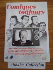 LOT 2 DVD ** COMIQUES DE TOUJOURS VOL1 & 2 YANNE DEVOS BOURVIL DORIS MAILLAN