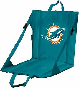 NEW! Miami Dolphins Officially Licensed NFL Stadium Seat Cushion Football Team