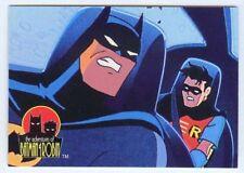 CARTE COLLECTION : BATMAN et ROBIN N° 17
