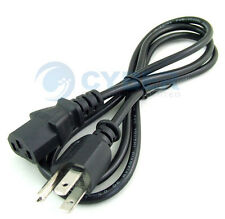 replace Gateway ZX4931 All-In-One Desktop TouchScreen Power Cable Cord 3 prong