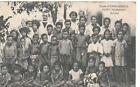 CPA - Ecole d'HANUABADA - PORT-MORESBY - Papouasie - Nouvelle Guinée