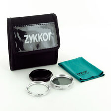 37mm CPL Circular Polarizer, MC UV UltraViolet multi coated Filter Kit,Cap,case