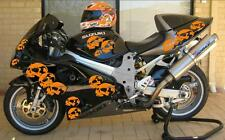 GRAVE RUNNER-Sport bike Graphics, motorcycle decals, stickers