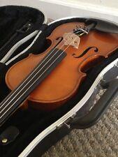 Stefan Ulrich full sized Romanian wood violin