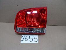 04 05 06 Touareg Inner Light PASSENGER Side Tail Light Used Rear Lamp #2655-T
