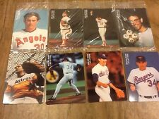 1992 Nolan Ryan No-Hitter Mothers Cookies- 8 card sets -sale of 3 complete sets
