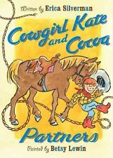 Cowgirl Kate and Cocoa: Partners (Cowgirl Kate and Cocoa)-ExLibrary