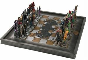 DC Chess Collection - SET 1 BATMAN - Eagle Moss - COMPLETE AND NEVER USED
