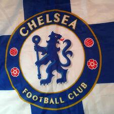 Chelsea Football Club Flag Adidas Samsung 3 x 2 Pre owned Soccer