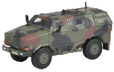 Schuco Military 87 Dingo I Bundeswehr tarnfarben, 1:87 Art 452624300