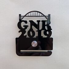 Thick 5mm Acrylic Single Medal GREAT NORTH RUN Medal Hanger / Holder