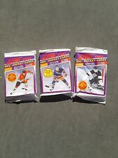 1991 Score NHL Hockey (3) Unopened Packs Lot