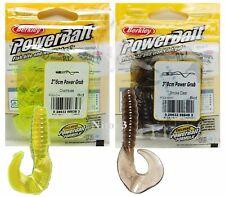 "Berkley Fishing Powerbait Power Grub W/ Scent & Flavor Fish Bait 2"" & 3"" 16 ct"