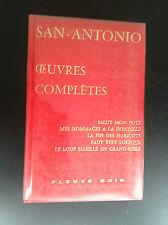Dard San Antonio oeuvres complètes Fleuve Noir tome 10 ETAT NEUF