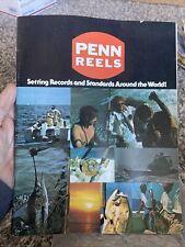New listing Penn Reels 1978 Catalog