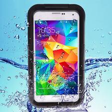 Housse de protection pour Samsung Galaxy S5 G900 Étanche pochette en Silicone