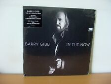 "BARRY GIBB ""In The Now"" SEALED VINYL Double LP 2016 (COLUMBIA 88985) BEE GEES"