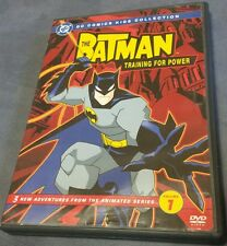BATMAN The Animated Series: Training for Power (Season 1 Volume 1) DVD