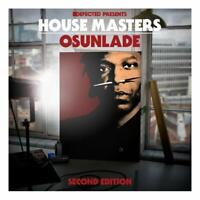 OSUNLADE - DEFECTED PRESENTS HOUSE MASTERS  2 CD NEW+