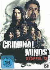 Criminal Minds - Staffel / Season zwölf - Neu & OVP 12 - DVD