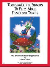 L'insegnamento le dita per riprodurre musica familiare-LIBRO/CD LIBRO CON CD Mid-pettine
