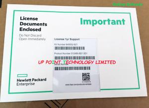 iLO Advanced License HPE iLO3| iLO4| iLO5 1Year Support Genuine iLO 512485-B21