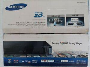 Samsung BD-H8500 3D Blu-ray Player - 500 GB  HDD Festplatten Recorder