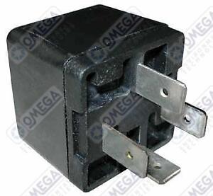 Santech A/C Control Blower Motor Radiator Fan Relay